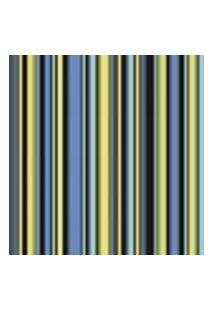 Papel De Parede Autocolante Rolo 0,58 X 3M - Listrado 1357