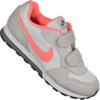 f49354a6f1 Atitude Esportes. Tênis Nike Md Runner 2 Jr