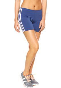 Bermuda Adidas Performance Forma Azul