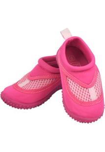 Sapato Iplay Infantil Rosa