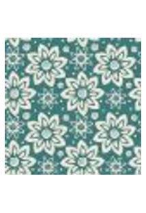 Papel De Parede Adesivo - Flores Estrela - 021Ppf