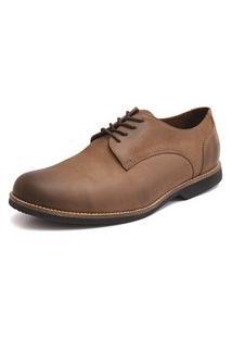 Sapato Social Shoes Grand 6840/1 Marfim