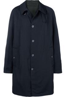 Lanvin Trench Coat - Azul