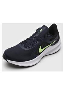 Tênis Nike Downshifter 10 Azul-Marinho