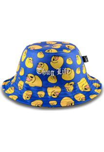 Chapéu Bucket Mxc Duck Azul