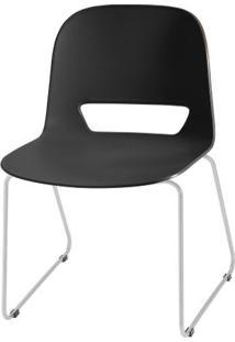 Cadeira Kind Base Fixa Cinza - 54056 - Sun House