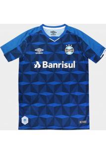 Camisa Infantil Umbro Grêmio Oficial 3 2019 S/N