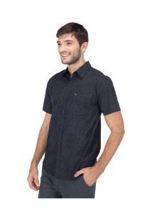 Camisa Hd 4695A - Masculina - Preto