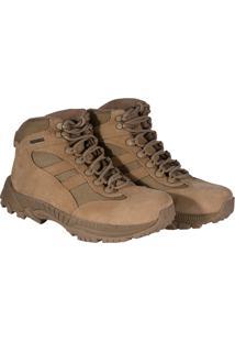 Bota Snake Hawk Dry Sistema Impermeável Masculino - Masculino-Marrom 7639e0ed99