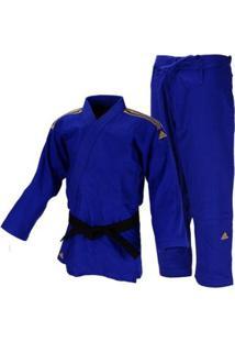 Kimono Judô Adidas Quest J690 - Unissex