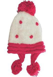 4f5150946f9bd Gorro Infantil Ania Store Goiabinha - Feminino-Pink
