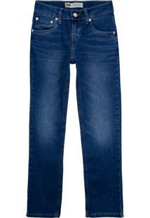 Calça Jeans Levis 511 Slim Infantil - 12