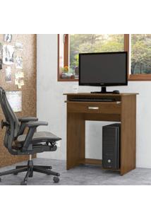 Mesa Para Computador 1 Gaveta Pratica Ej Móveis Malbec