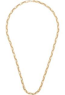 Dru. Colar De Corrente Em Ouro 14K - Gold