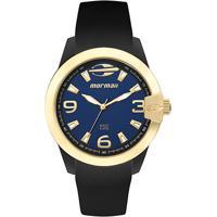 c0f1c4c7f23 Relógio Mormaii Analógico Mo2035Iu-8A Feminino - Feminino-Preto+Azul