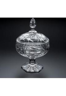 Bomboniere Prima- Cristal- 25,2Xø16,5Cm- Rojemacrojemac
