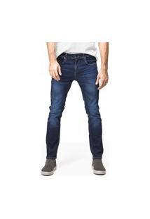 Calça Jeans Khelf Cinza Escuro
