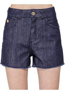 85835b65a Short Jeans Taylor Colcci - Feminino-Azul ir para a loja