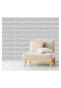 Papel De Parede Adesivo - Tijolos Brancos - 363Ppp