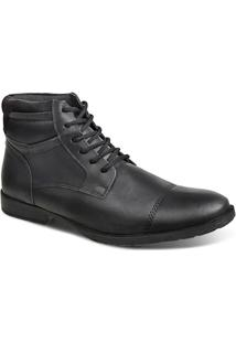 Bota Dress Boot Masculina Sandro Republic Grajaú Preta