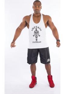 Regata Super Cavada Império Fitness Gym - Masculino