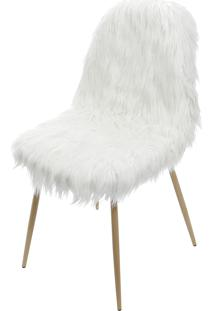 Cadeira Glamour – Branco