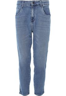 Calça De Moletom Oakley Slim Fleece Azul