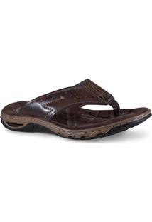 bad10e3dc Chinelos Masculinos Nobuck Pelo | Shoes4you