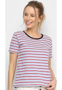 Camiseta Volcom Heywood Feminina - Feminino