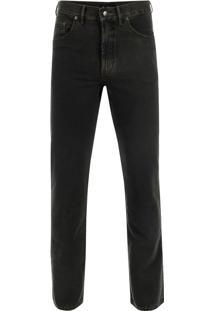 Calça Jeans Tradicional Premium Black