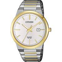 09d2db9bda4 Relógio Citizen Analógico Tz20831S Masculino - Masculino-Prata+Dourado