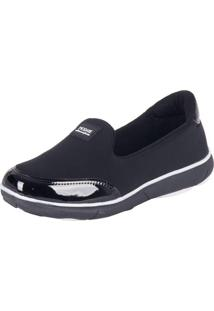 Slipper Modare Ultraconforto Preto 35