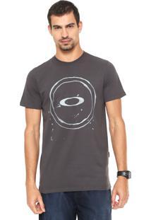 c58078e544cb6 Camiseta Com Rasgos Oakley masculina