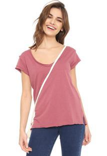 Camiseta Lez A Lez Cashemir Rosa