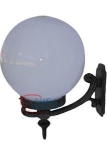 Luminária Globo Com Braço Capri