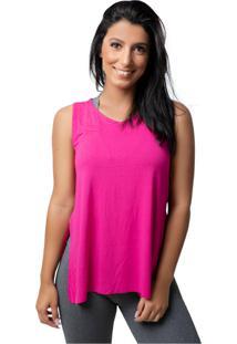 Camiseta Feminina Diversidade Moda Sobre Legging Pink