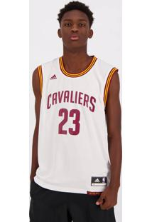 Regata Adidas Nba Cleveland Cavaliers Home 23 James