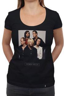Monday Mood - Camiseta Clássica Feminina