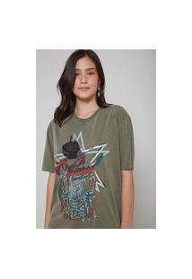 T-Shirt Malha Classic Lovers 2