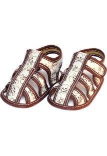 14f2bf640 Sapatos Para Meninos Camurca Detalhe De Caveira infantil | Shoes4you