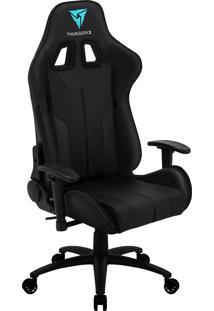 Cadeira Gamer Thunderx3 Bc3 Giratória Reclinável Preta