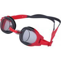 9681e1581b27e Centauro. Óculos De Natação Speedo Bolt - Adulto - Vermelho Cinza Esc