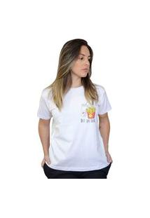 Camiseta Boutique Judith Best Day Ever Branco