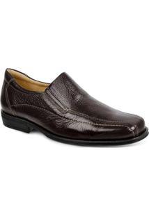Sapato Social Masculinho Side Gore Sandro Moscolon
