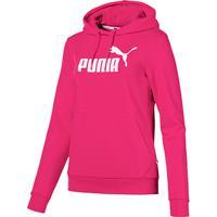 ff4029b6f24 Jaqueta Puma Essentials Logo Hoody Feminina - Feminino