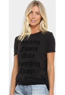 Camiseta Coca-Cola Make Everything Change Feminina - Feminino