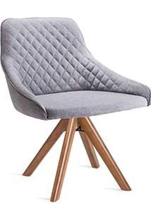 Cadeira Giratória Marcela Encosto E Assento Anatômico Design Atemporal E Moderno Casa A Móveis