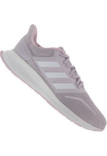 Tênis Adidas Run Falcon - Feminino - Roxo Claro