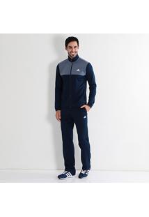 Agasalho Masculino Adidas Back2Basics