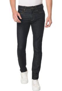 Calça Jeans Five Pocktes Slim Ckj 026 Slim - Marinho - 40
